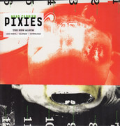 LP & MP3 - Pixies - Head Carrier - 180g +Slipmat +Download