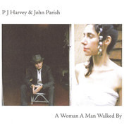 CD - PJ Harvey & John Parish - A Woman A Man Walked By