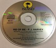 CD - PJ Harvey - Rid Of Me