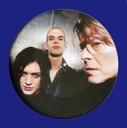 12inch Vinyl Single - Placebo Featuring David Bowie - Without You I'm Nothing