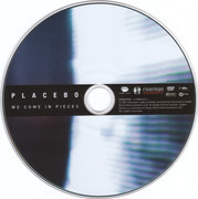DVD - Placebo - We Come In Pieces - STILL SEALED