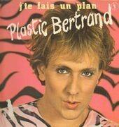 LP - Plastic Bertrand - J'te Fais Un Plan