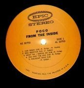 LP - Poco - From The Inside