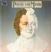 LP - Poesie Und Musik - Heinrich Heine - Ich Kann Nicht Mehr Die Augen Schliessen