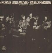 LP - Poesie und Musik - Pablo Neruda 1