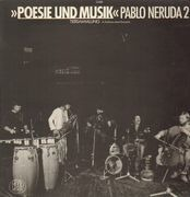 LP - Poesie Und Musik - Pablo Neruda 2 - Tiersammlung