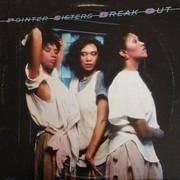 LP - Pointer Sisters - Break Out - 1st pressing