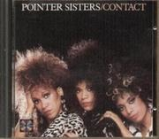 CD - Pointer Sisters - Contact