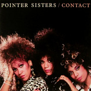 LP - Pointer Sisters - Contact