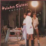 LP - Pointer Sisters - Energy