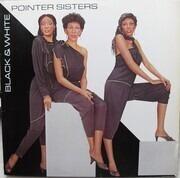 LP - Pointer Sisters - Black & White