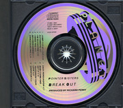 CD - Pointer Sisters - Break Out