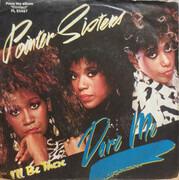 7inch Vinyl Single - Pointer Sisters - Dare Me