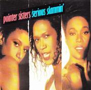 CD - Pointer Sisters - Serious Slammin'