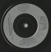 7'' - Pointer Sisters - Automatic
