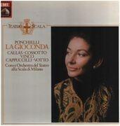 LP-Box - Ponchielli/ Maria Callas, Orchestra del teatro alla Scala di Milano - La Gioconda