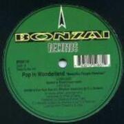 12'' - Pop in Wonderland - Beautiful People Remixes