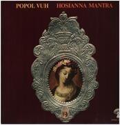 LP - Popol Vuh - Hosianna Mantra - original 1st press pilz