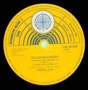LP - Popol Vuh - Seligpreisung - German Original - Quadraphonic