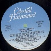 LP - Popol Vuh - Tantric Songs