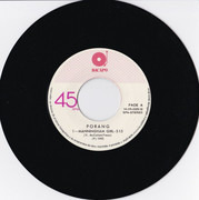 7inch Vinyl Single - Porang - Manningham Girl