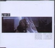 CD Single - Portishead - Sour times