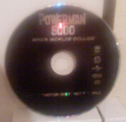 CD Single - Powerman 5000 - When Worlds Collide