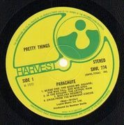 LP - Pretty Things - Parachute - Pokora 7001 original UK