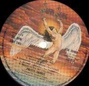 LP - Pretty Things - Silk Torpedo