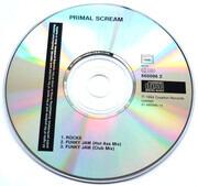 CD Single - Primal Scream - Rocks