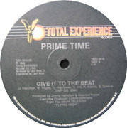 12inch Vinyl Single - Prime Time - Give It To The Beat