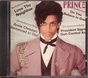 CD - Prince - Controversy