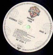 Double LP - Prince - 1999