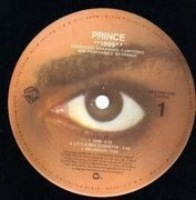 Double LP - Prince - 1999 - Columbia House Pressing