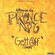 12'' - Prince And The New Power Generation, Prince & The New Power Generation - Gett Off