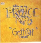 12inch Vinyl Single - Prince And The New Power Generation - Gett Off