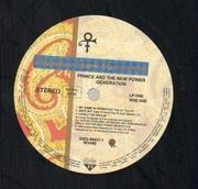 Double LP - Prince And The New Power Generation - Love Symbol - +OIS