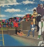 LP - Prince And The Revolution - Around The World In A Day - Specialty Records Pressing, Gatefold, No Barcode