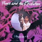 12'' - Prince And The Revolution - I Would Die 4 U (Extended Version)
