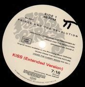 12inch Vinyl Single - Prince And The Revolution - Kiss