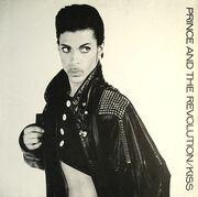 12'' - Prince And The Revolution - Kiss