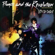 12'' - Prince And The Revolution - Let's Go Crazy