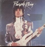 12'' - Prince And The Revolution - Purple Rain - no Poster