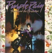 LP - Prince And The Revolution - Purple Rain - Purple Vinyl, No  Poster