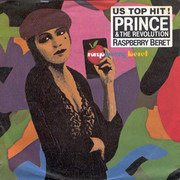 7'' - Prince And The Revolution - Raspberry Beret