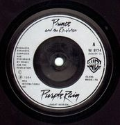 7inch Vinyl Single - Prince And The Revolution - Purple Rain