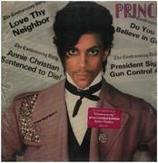 LP - Prince - Controversy - With POSTER