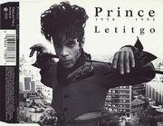 CD Single - Prince - Letitgo