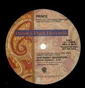12inch Vinyl Single - Prince - New Power Generation - RAR