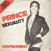 12inch Vinyl Single - Prince - Sexuality / Controversy - Original